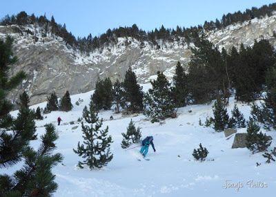 P1090804 - Otro día de skimo por el Valle de Benasque