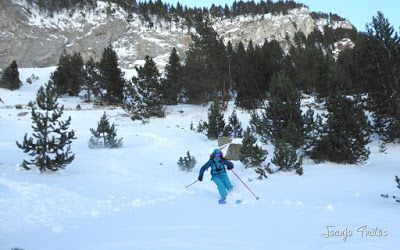 P1090805 - Otro día de skimo por el Valle de Benasque