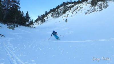 P1090814 - Otro día de skimo por el Valle de Benasque
