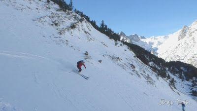 P1090815 - Otro día de skimo por el Valle de Benasque