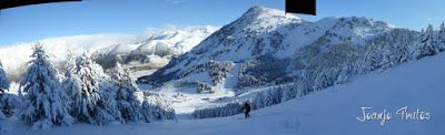 Panorama2 3 - Las de sur sientan bien a Cerler, Valle de Benasque