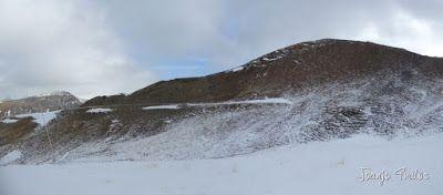 Panorama3 4 - Esperando la ansiada nevada en el Valle de Benasque.