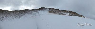Panorama4 2 - Esperando la ansiada nevada en el Valle de Benasque.