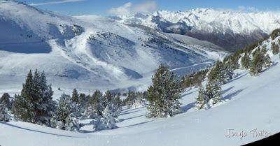 Panorama8 - Las de sur sientan bien a Cerler, Valle de Benasque