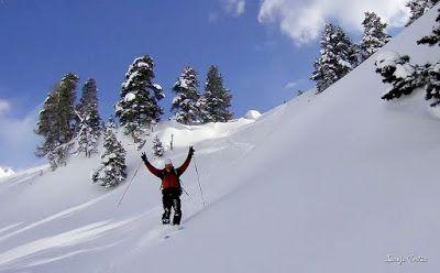 Capturadepantalla2018 02 22ala28s2917.23.37 - Visitando los 3 m de nieve del Refugio de La Renclusa, Valle de Benasque.