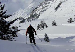 Capturadepantalla2018 02 22ala28s2917.26.33 - Visitando los 3 m de nieve del Refugio de La Renclusa, Valle de Benasque.