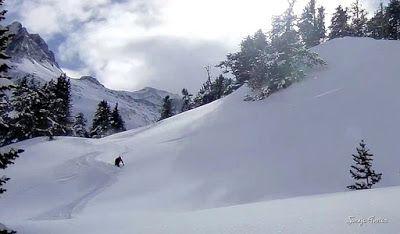 Capturadepantalla2018 02 24ala28s2914.24.23 - Visitando los 3 m de nieve del Refugio de La Renclusa, Valle de Benasque.