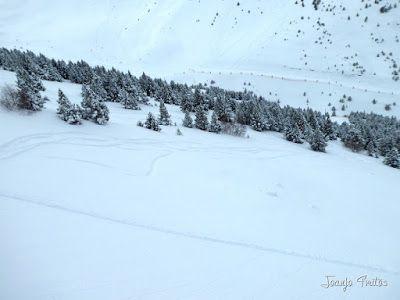 P1100876 - Primer martes de febrero en Cerler, Valle de Benasque.