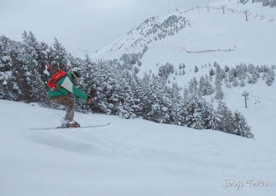 P1100895 - Primer martes de febrero en Cerler, Valle de Benasque.