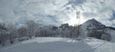 Panorama1 1 - Primer martes de febrero en Cerler, Valle de Benasque.