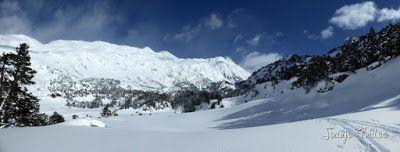 Panorama17 - Visitando los 3 m de nieve del Refugio de La Renclusa, Valle de Benasque.