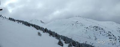 Panorama2 4 - Primer martes de febrero en Cerler, Valle de Benasque.