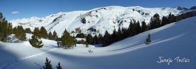 Panorama2 - Una vuelta por Ardonés, Valle de Benasque.
