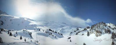 Panorama9 - Visitando los 3 m de nieve del Refugio de La Renclusa, Valle de Benasque.