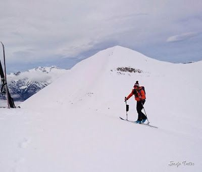 IMG 20180314 WA0028 - Cerler, Gallinero, Urmella, Arasán, se trata de esquiar ... Valle de Benasque.