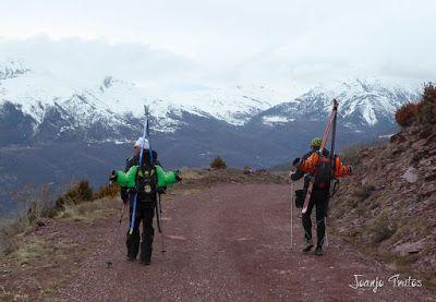 P1110916 - Cerler, Gallinero, Urmella, Arasán, se trata de esquiar ... Valle de Benasque.