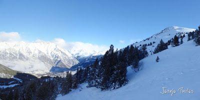 Panorama1 001 1 - Marzo nos da días de polvo, Cerler a tope.