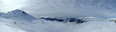 Panorama1 - Cerler, Gallinero, Urmella, Arasán, se trata de esquiar ... Valle de Benasque.