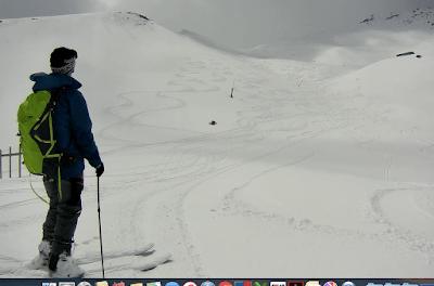Capturadepantalla2018 04 30ala28s2916.28.03 - Gallinero skimo, se acabó abril con nueva nevada.