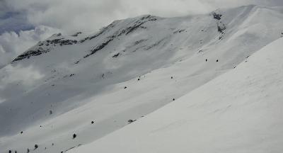 Capturadepantalla2018 04 30ala28s2916.32.49 - Gallinero skimo, se acabó abril con nueva nevada.