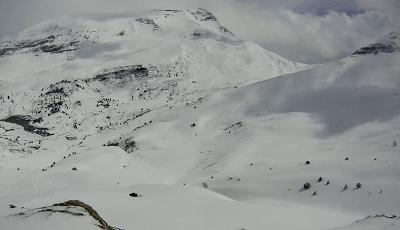Capturadepantalla2018 04 30ala28s2916.34.25 - Gallinero skimo, se acabó abril con nueva nevada.