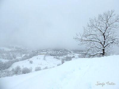 P1120825 - Por la tarde más nieve en Cerler.