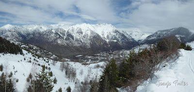 Panorama1 001 4 - Repetimos Rabosa en Cerler, Valle de Benasque.