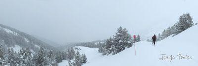 Panorama1 3 - Rabosa Extrem Cerler en abril y esto no para ...