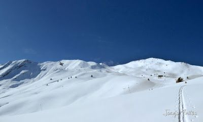 Panorama10 001 - Gallinero skimo, se acabó abril con nueva nevada.