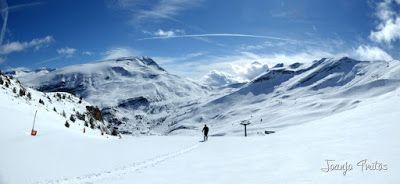 Panorama4 001 - Gallinero skimo, se acabó abril con nueva nevada.