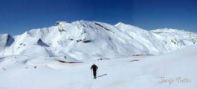 Panorama4 1 - Pasolobino alto desde Basibé, Cerler (Pirineos)
