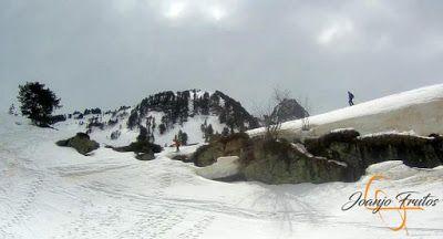 Capturadepantalla2018 05 06alas18.44.46 - Rencluseando con nieve exigente ... Valle de Benasque.