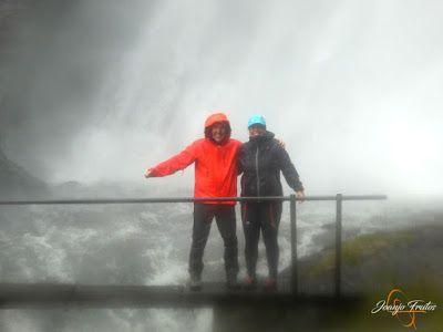 P1140150 - Ruta Las Tres Cascadas de Cerler con mucha agua ...