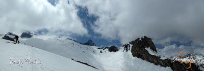 Panorama5 001 1 - Nos acercamos a Maladetas, Valle de Benasque