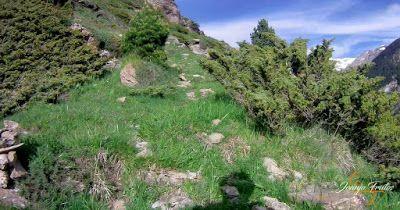 Capturadepantalla2018 06 16alas21.12.06 - Por encima de Las Tres Cascadas en enduro, Cerler.