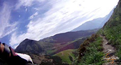 Capturadepantalla2018 06 16alas21.16.15 - Por encima de Las Tres Cascadas en enduro, Cerler.