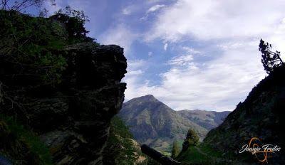 Capturadepantalla2018 06 16alas21.17.47 - Por encima de Las Tres Cascadas en enduro, Cerler.