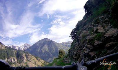 Capturadepantalla2018 06 16alas21.18.21 - Por encima de Las Tres Cascadas en enduro, Cerler.