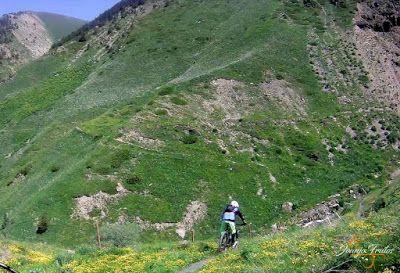 Capturadepantalla2018 07 01alas15.55.28 - Inspección de la ruta de la Nueva Mina de Cerler. Endurando ...