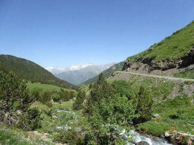 P1150458 - Inspección de la ruta de la Nueva Mina de Cerler. Endurando ...