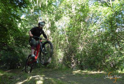 P1150881 - Más bike-postureo en Cerler.