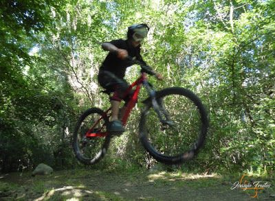 P1150883 - Más bike-postureo en Cerler.