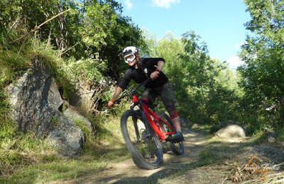 P1150891 - Más bike-postureo en Cerler.