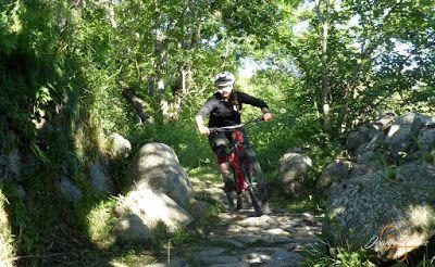 P1150906 - Más bike-postureo en Cerler.