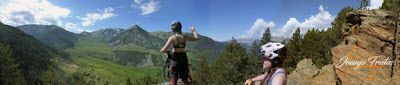 Panorama1 001 3 - Enduro-descenso disfrutando del verano.