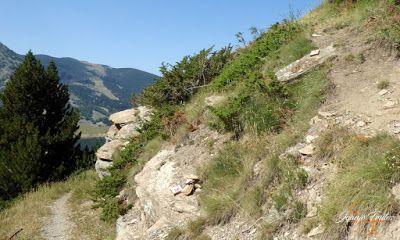 P1160182 - Senderismo por la Ruta13 de Puro Pirineo en Cerler.
