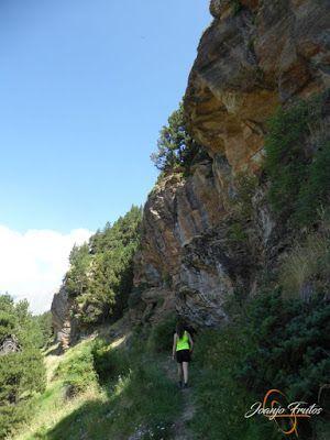 P1160204 - Senderismo por la Ruta13 de Puro Pirineo en Cerler.