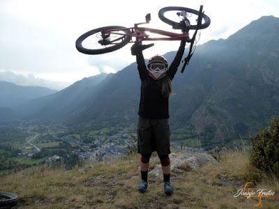 P1160642 - En pedales todo el día, Valle de Benasque.