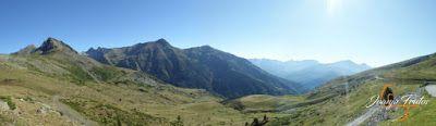 Panorama1 - Rabaltueras-Gallinero Puro Enduro btt, Valle de Benasque.