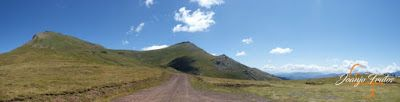 Panorama2 001 - Rabaltueras-Gallinero Puro Enduro btt, Valle de Benasque.